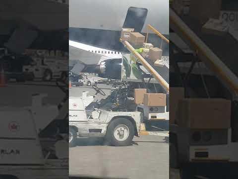 Air Canada Cargo Handling
