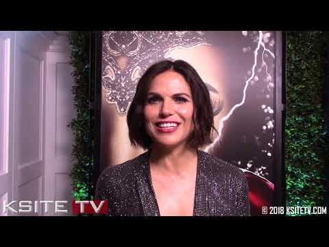 Once Upon A Time Finale: Lana Parrilla ReginaRoniEvil Queen