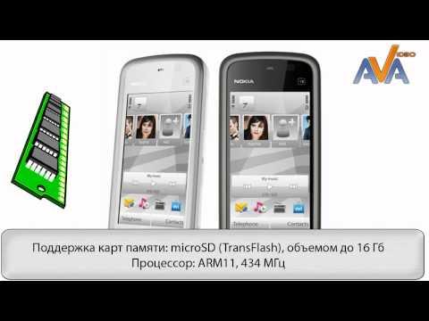 Обзор Nokia 5228