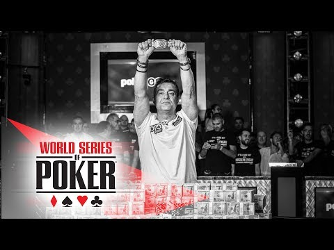Hossein Ensan Wins Main Event for $10,000,000 | 2019 WSOP |