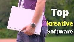 Top kostenlose Software für Kreative und Creators! - Valentin Möller