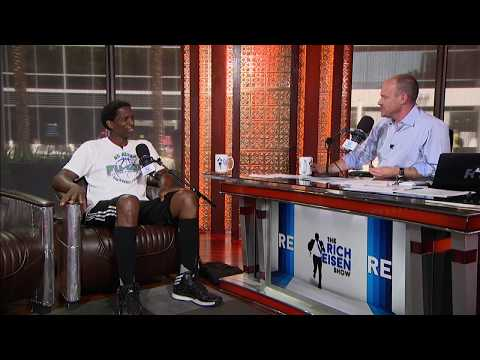 Former Laker A.C. Green on How Magic Johnson Will Handle LaVar Ball | The Rich Eisen Show | 7/18/17