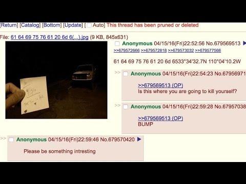 The 4chan Arizona Thread Mystery