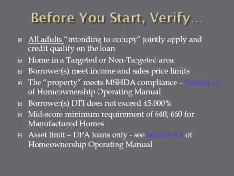Michigan First Time Home Buyer Tax Credit 2016