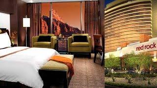 Red Rock Las Vegas King Deluxe Hotel Room