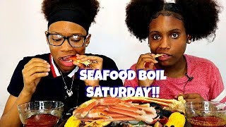 SEAFOOD BOIL SATURDAY!!! COME EAT WITH US!! thumbnail