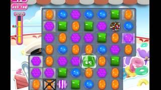 Candy Crush Saga - Level 607 - No Boosters