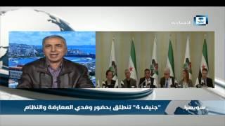 صالحة: إيران تحاول أن تضع مصلحتها فوق مصلحة الجميع وعلى دي ميستورا أن يكون واضحا حيال قضية سوريا