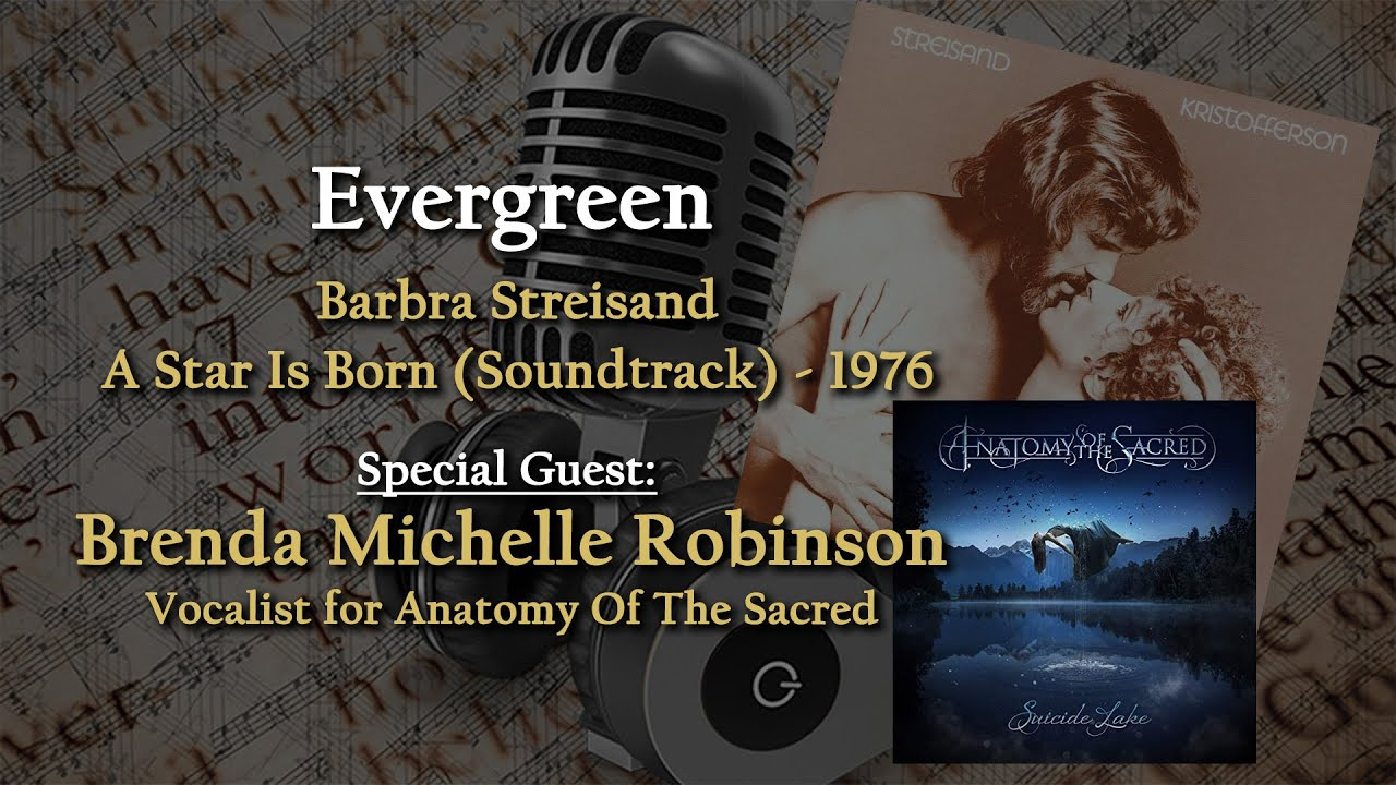 Barbra Streisand and Anatomy of the Sacred - What???