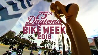 Daytona Bike Week 2016 | Chicks & Bikes 360° #2