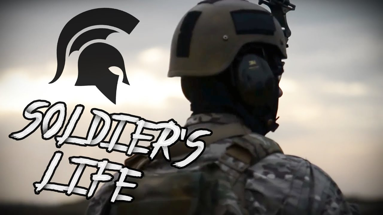 "A Soldier's Life - ""White Flag"" 
