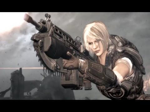 Oleada 28 Modo Horda en Hotel: Gears of War 3 [PARTE 1]