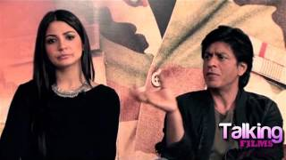 SRK - ANYSHKA - KATRINA - Jab Tak Hai Jaan 2012 Trailer Music Movie Promos