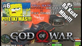 JGRP - God Of War [Ra Kuat Mbo..!!] #6 - JogjaGamers GTA MultyPlayer