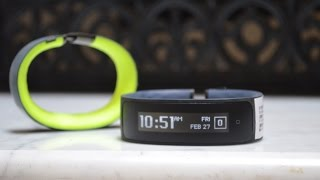 HTC Grip - Fitness Tracker with GPS Hands On
