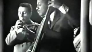 Newport All Stars, Ruby Braff, PeeWee Russell 1961 (5+6) Jazz Train Blues + When Your Lover Has Gone