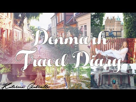 Denmark Travel Diary | Katerina Gabrielle