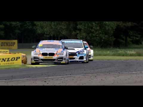 BTCC 2016 | Snetterton | ITV4