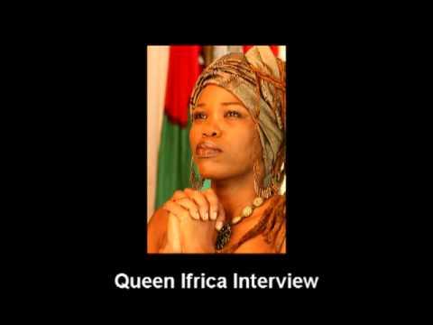 2009 Reggae Artist Queen Ifrica