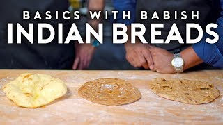 Download Indian Breads (feat. Floyd Cardoz) | Basics with Babish Mp3 and Videos