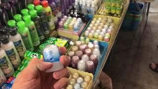 Тайланд, покупки в Паттайе, шопинг в Тайланде, Паттайе . Ночной рынок Паттайя. Часть1