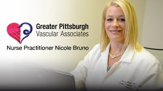 Greater Pittsburgh Vascular Associates Interview with Nurse Practitioner Nicole Bruno