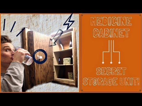 how-to-turn-an-old-medicine-cabinet,-into-a-secret-storage-unit!-(a-fun-diy)