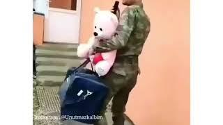 Asker Yarenine Kavuşuyor 365 günlük özlem