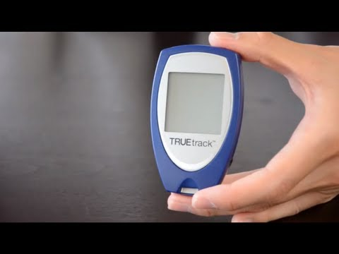 True Track Blood Glucose Meter Review