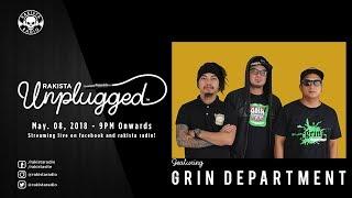 Rakista Live Feat. Grin Department