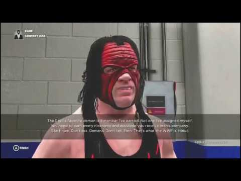 WWE 2K18 my career mode ep.10-HERE TO SHOW THE WORLD