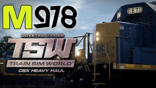 Gambar cover Moleman Plays   Train Sim World: CSX Heavy Haul - Stunning