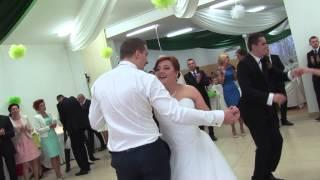 Marta i Tomek - Zespół Silvers - Ruda tańczy jak szalona (COVER)