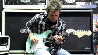 MusikMesse 2013 - Squier Affinity Stratocaster by Brice Delage