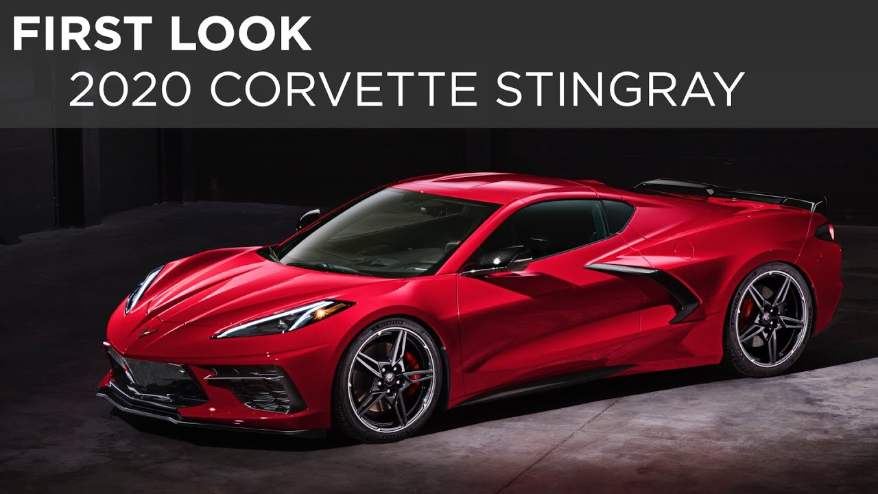 Somebody S Selling A Way Overpriced 2020 Corvette Build Slot On Ebay Driving