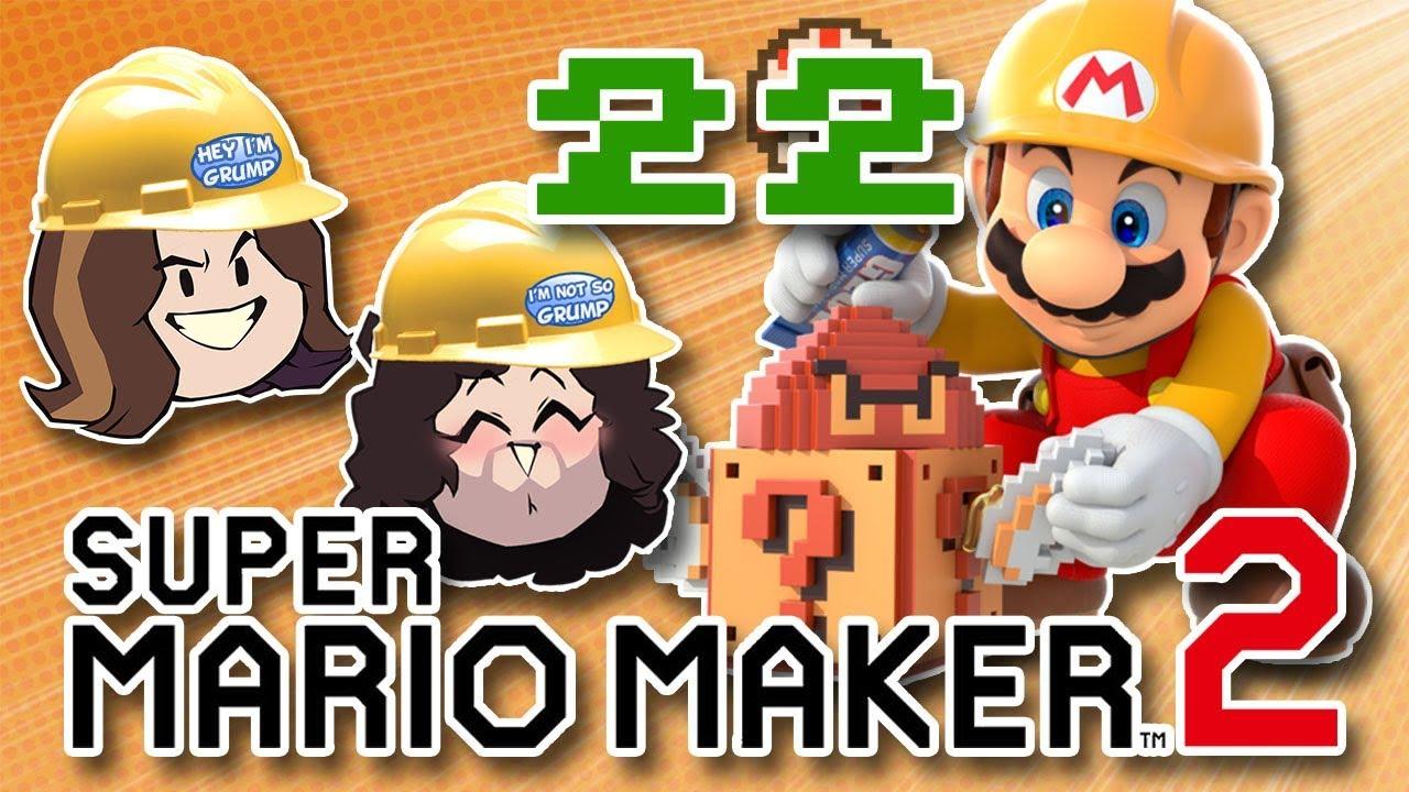 Super Mario Maker 2 - 22 - The Arby's Level | YouAccel Media