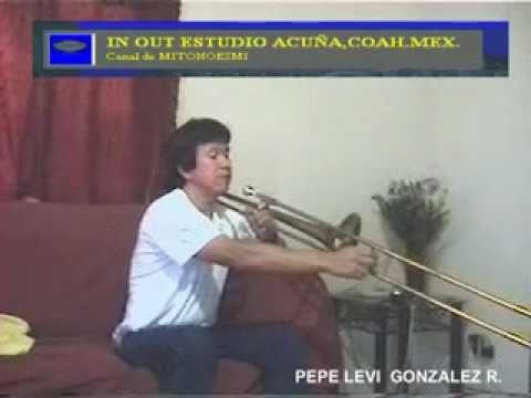 TROMBON de VARA ESCALA de DO (Explicacion,Notas,Posiciones y Demo)