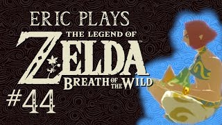 "ERIC PLAYS The Legend of Zelda: Breath of the Wild #44 ""Molduga Matata"""