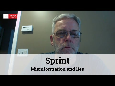 Sprint Corporation Reviews - Misinformation and lies from Sprint @ Pissed Consumer Interview