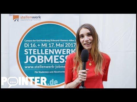 Richtig bewerben - Pointer auf der Stellenwerk Jobmesse 2017