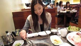 Korean BBQ! (Vlog #204)