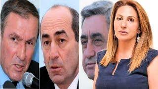 Заруи Постанджян: «Посадить всех экс-президентов Армении!»