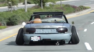 Extreme Camber Cars JDM Compilation Part #2