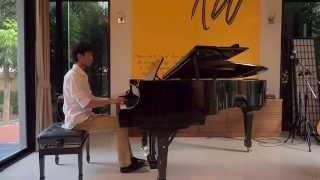 scherzo no.2 by chopin played by kru dej - rosewell music