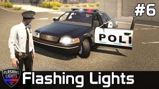 Flashing Lights PL [#6] NOWY Radiowóz POLICJI