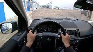 2013 Land Rover Freelander 2.2L (190) POV TEST Drive