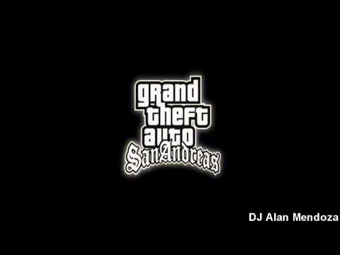 La Cumbia De GTA San Andreas - Alan Mendoza DJ