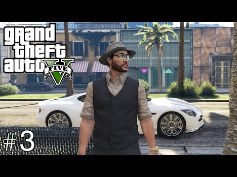 NEW CLOTHES - GTA 5: Part 3