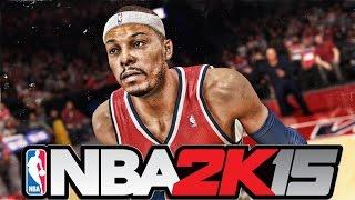 NBA 2K15 - Official NBA Playoffs Trailer and Gameplay