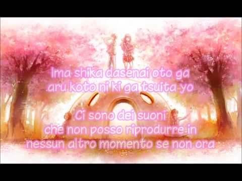 [Shigatsu wa Kimi no Uso] Nanairo Symphony - Romaji Lyrics and Italian Translation